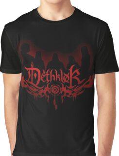Heavy metal band shadow Graphic T-Shirt