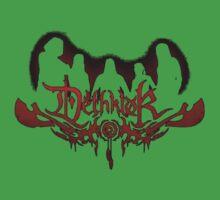 Heavy metal band shadow Kids Tee