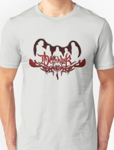 Heavy metal band shadow Unisex T-Shirt