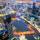 Melbourne by Kirk  Hille