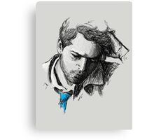 Angel of Thursday Canvas Print