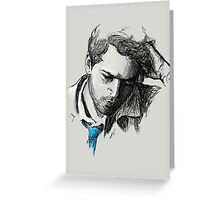 Angel of Thursday Greeting Card