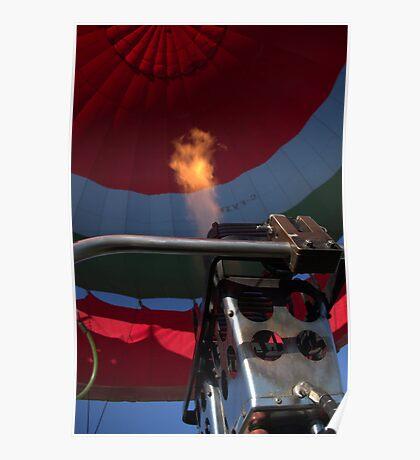 Hot Air Ballooning................... Poster