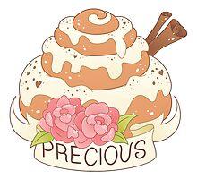 Precious Cinnamon Roll by Missy Pena