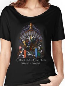 A Crashing of Castles Women's Relaxed Fit T-Shirt