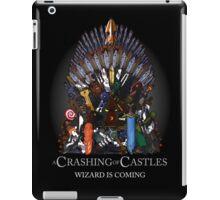 A Crashing of Castles iPad Case/Skin
