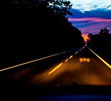 John Paul Jones Road by Shaneface