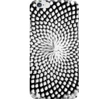 Fibonacci Sunflower iPhone Case/Skin