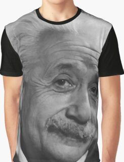 Albert Einstein Graphic T-Shirt