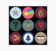 Gravity Falls Cipher Wheel Classic T-Shirt