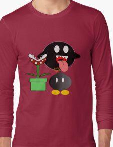 Mario Enemy's Long Sleeve T-Shirt