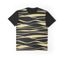 Zebra-ish Graphic T-Shirt