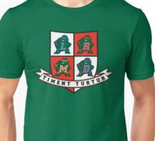 Fear The Turtle - Full Color Unisex T-Shirt