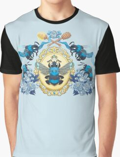 Royal Honey Graphic T-Shirt