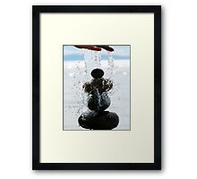 Caring for Cairns  Framed Print