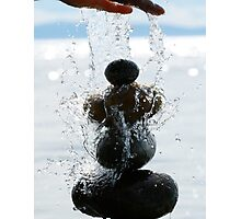 Caring for Cairns  Photographic Print