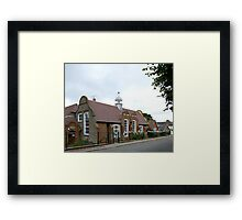 Weald Community Primary School Framed Print