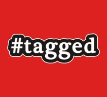 Tagged - Hashtag - Black & White One Piece - Short Sleeve