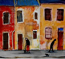 street walk in redfern by Loui  Jover