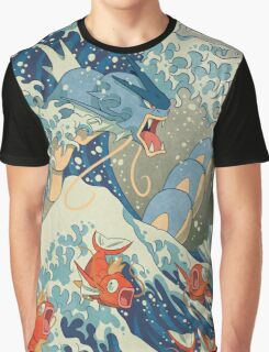 The Great Wave Graphic T-Shirt