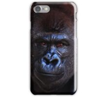 Tall, Dark, and Handsome iPhone Case/Skin