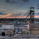 Delprats Mine by Rod Wilkinson
