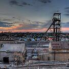 Delprats Mine by Rod Wilkinson
