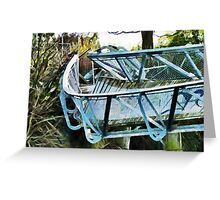Twisted Memories Greeting Card