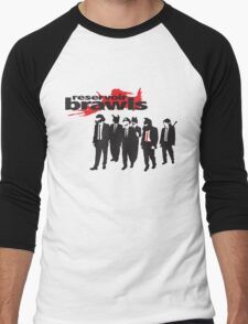 Reservoir Brawls Men's Baseball ¾ T-Shirt