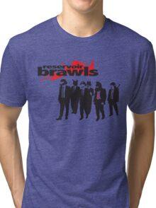 Reservoir Brawls Tri-blend T-Shirt