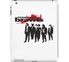 Reservoir Brawls iPad Case/Skin