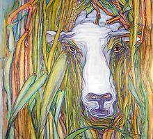 Sheepish Preoccupation - Hiding in Plain Site by Karen Gingell