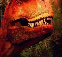 T-Rex by shutterbug2010