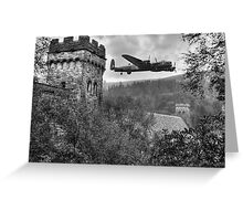 A Tribute To The Dam Busters Greeting Card
