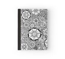 Tangled Flowerpot Hardcover Journal