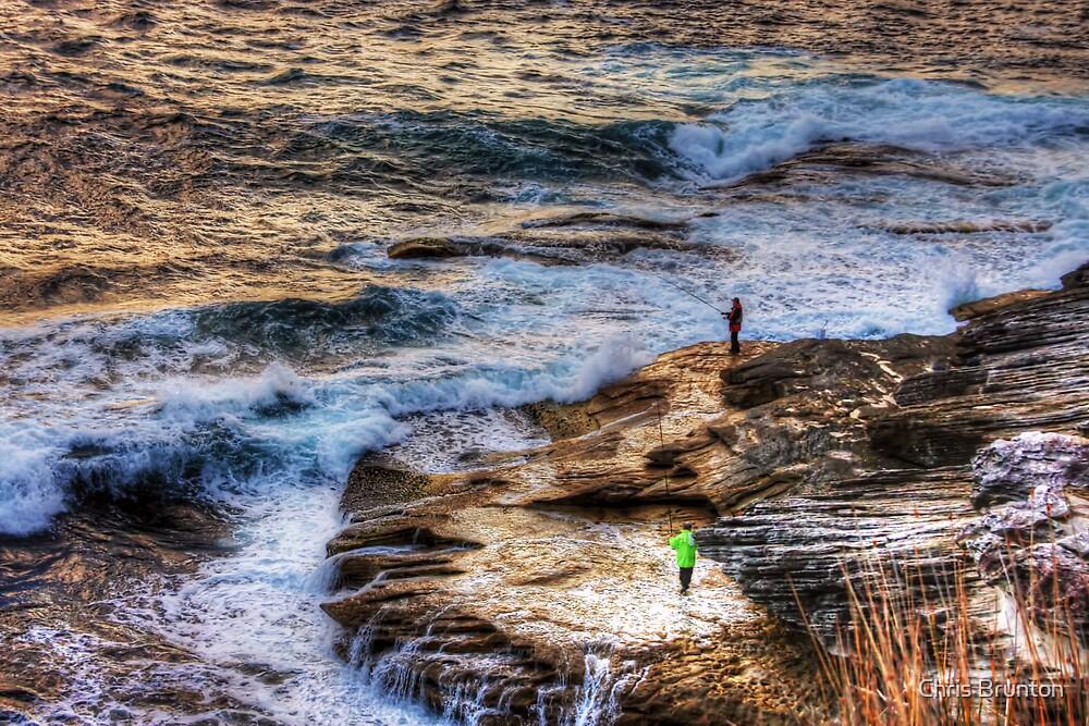 Fishin' by Chris Brunton