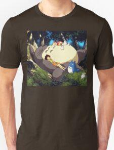 Totoro Napping T-Shirt