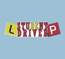 The Student Stunt Driver by ezcreative