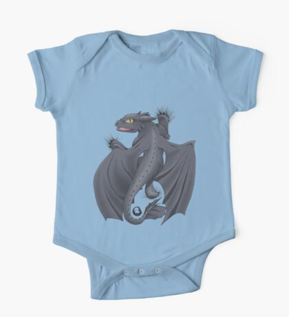 Train your Dragon! One Piece - Short Sleeve