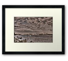 Sydney from Camp Cove Framed Print