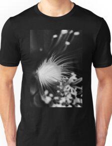 Flaunting Floozy - Black and White Version Unisex T-Shirt