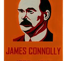 James Connolly 1868 - 1916 by niahgoe
