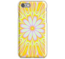 Sunny Floral iphone case iPhone Case/Skin
