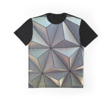 Spaceship Earth Graphic T-Shirt