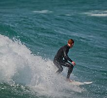 Surfing Lake Michigan 15 by chipmarks