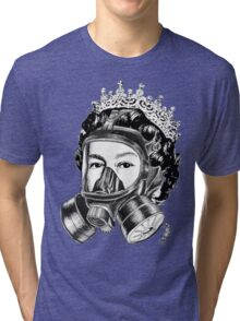 THE FUTURE QUEEN Tri-blend T-Shirt