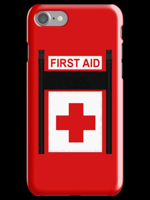 Grabbing first aid! by Fara7