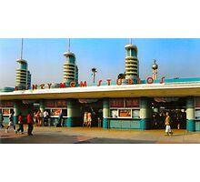 MGM Studios Photographic Print