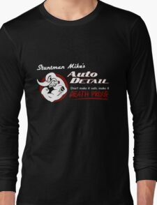 Better Than Safe Long Sleeve T-Shirt