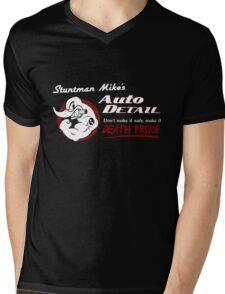 Better Than Safe Mens V-Neck T-Shirt
